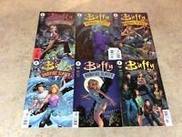 BUFFY THE VAMPIRE SLAYER #1,2,3,4,5,6 LOT OF 6 COMIC NM 1998-1999 DARK HORSE