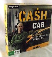 Cash Cab Replacement Game Manhattan New York City NYC Box Insert Guide ONLY