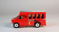 Matchbox Collectibles Coca-Cola Chevy Transport Bus Polar Bears No Package