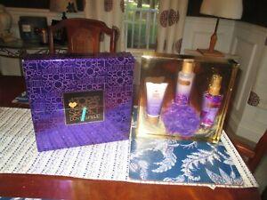 "VICTORIA'S SECRET ""NEW"" LOVE SPELL 4 PIECE GIFT SET lotion, fragrance mist etc"