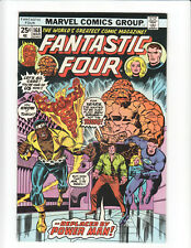Fantastic Four #168 (1976) KEY! Powerman joins the team!  Nice Silver Age book