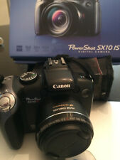Canon PowerShot SX10 IS 10.0MP Digital Camera 20x Optical Zoom Image Stabilizer!