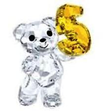 Swarovski Kris Bear Number Five 5 # 5108727 New in Original Box