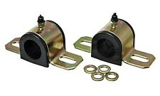 "70-81 Firebird Trans Am Polyurethane Front Sway Bar Bushings 1 1/4"" BLACK"