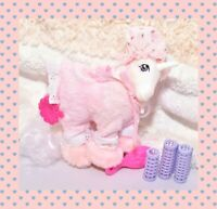 ❤️My Little Pony G1 VTG Sweet Dreams Pink Pajamas Pony Wear Clothing Outfit❤️