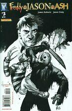 Freddy vs Jason vs Ash The Nightmare Warriors #3 Comic 2009 - 2nd Print