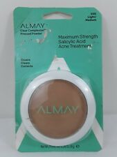 New ListingAlmay ~ Clear Complexion Pressed Powder 200 Light/Medium Acne Treatment New