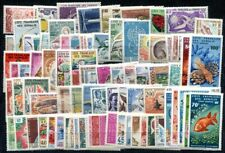 COTE SOMALI 1950-1966 ** POSTFRISCH fast KOMPLETT Yvert 680€(S8749