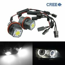 Ampoule LED Angel Eyes 160W Blanc Pour BMW Serie 7 E65 E66 2002-08 X3 E83 X5 E53
