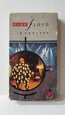 Pink Floyd In Concert The Delicate Sound of Thunder VHS