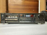TECHNICS RS-B605, Dolby HX PRO, KASSETTEN TAPE DECK HIFI, 220V, 20W, JAPAN