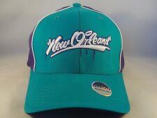 New Orleans Hornets NBA Reebok Flexfit Hat Cap