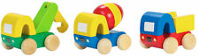 Baby-Holzspielzeuge mit Fahrzeug-Thema