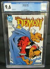 Demon #40 (1993) Garth Ennis DC CGC 9.6 X683