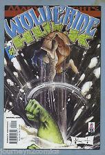 Wolverine Hulk #2 2002 Sam Kieth Marvel Knight Comics