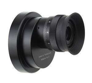SWEBO Lens to Telescope Adapter 4 for Pentax Pk K Lens