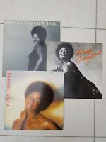 MISS RANDY CRAWFORD ~collection of 3 x Albums VINYL USA lp