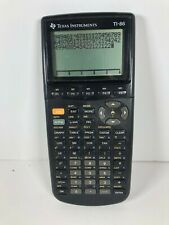 Texas Instruments TI-86 Graphing Calculator EXCELLENT CONDITION !