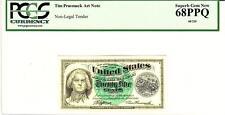 Tim Prusmack Money 2002 Mississippi PCGS 68PPQ- Thomas JeffersonSTUNNING!!!