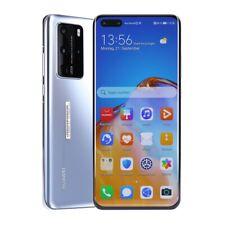 Huawei P40 Pro Dual-SIM 256GB Silver Frost Smartphone Kundenretoure wie neu