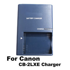 CB-2LXE Camera Battery Charger For Canon NB-5L Shot SD990 IS Battery IXUS DC4.2V