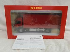 Lion Toys 1/50 Scale Scania P.270 Limited Edition Norwegian Post Livery