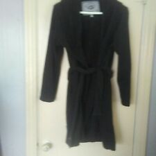 Ugg Women's short black robe size small