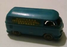 Matchbox Regular Wheel 34 VW Microvan GP Knobby Wheels 1957