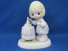 Precious Moments Mother's Day A MOTHER'S LOVE IS A WARM GLOW Mothers Day NIB