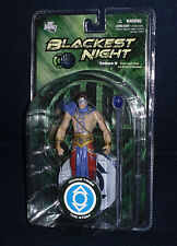DC Direct Blackest Night 8 INDIGO TRIBE ATOM Action Figure Green Lantern