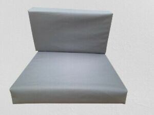 Replacement Rattan Garden Patio Furniture Seat or Back Cushions, Free delivery