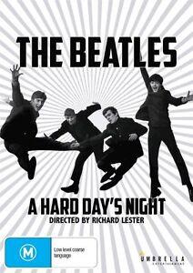A Hard Day's Night (DVD) NEW/SEALED [Region 4]