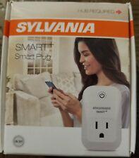 Sylvania Smart Home 72922 Sylvania LIGHTIFY Smart Plug, 1 Pack, White NEW
