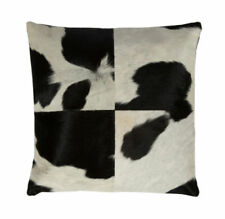 Cowhide Animal Print Decorative Cushions & Pillows