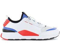 Puma RS-0 SOUND Herren Sneaker 366890-01 Weiß Schuhe Freizeit Turnschuhe NEU