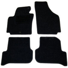 4 TAPIS DE SOL VELOUR BLACK ORIGINE SEAT ALTEA 5P STYLANCE 03//2004-AUJOURD/'HUI