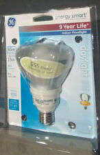 GE Energy Smart 65W uses 15W daylight indoor flood (4) pack