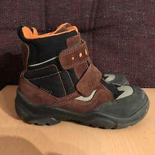 a6d8b85b3dace6 ECCO Schuhe für Jungen im Stiefel-   Boots-Stil mit Klettverschluss ...