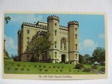 Vintage Postcard - Old State Capitol Building - Baton Rouge - LA - Unused