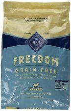 Blue Buffalo Freedom Grain Free Chicken Recipe Puppy Dry Dog Food, 11-Pound , Ne