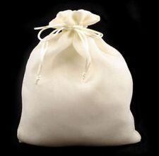 Säckchen Jute-Imitat Leinensäckchen Stoffsäckchen Geschenkbeutel Geschenksack