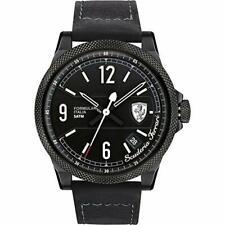 Scuderia Ferrari 0830272 Herren-Armbanduhr  schwarz