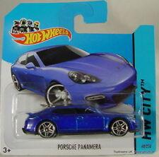 Coches de carreras de automodelismo y aeromodelismo color principal azul Porsche