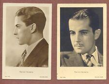 Ramon Novarro,  Silent Films,  RP Portraits 1920s,  M-G-M  Ross Verlag     RK783