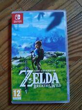 Jeu Zelda : Breath of the Wild Switch