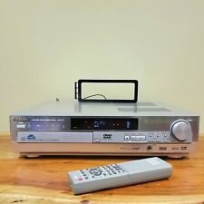 Panasonic SA-HT75 DVD Home Theater Sound System 5 Disc Changer Receiver Remote
