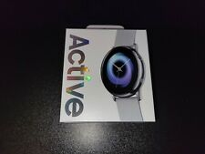 Samsung Galaxy Watch Active (Silver) NEW SEALED