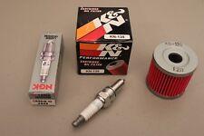 Suzuki LTR450 Tune Up Kit NGK Iridium Spark Plug K&N Oil Filter LTR 450 LT450R