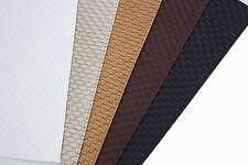 "Wintop Faux Leather Placemats, 13""X18"",  Set of 6, Multiple Colors"
