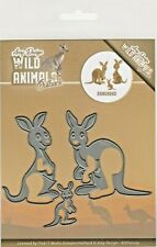 Amy Design/Metal/Cutting Die/ADD10209 /Wild Animals/Kangaroo/Outback